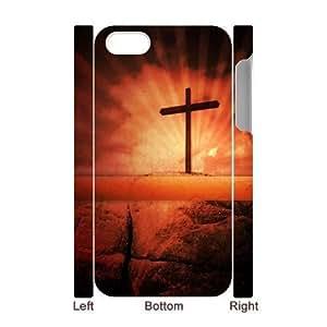 GGMMXO Jesus Shell Phone Case For Iphone 4/4s [Pattern-1]