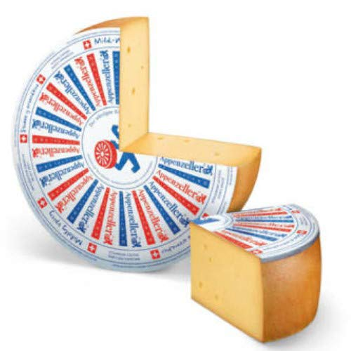 Appenzeller Cheese (Whole Wheel) Approximately 15 Lbs by For The Gourmet (Image #1)