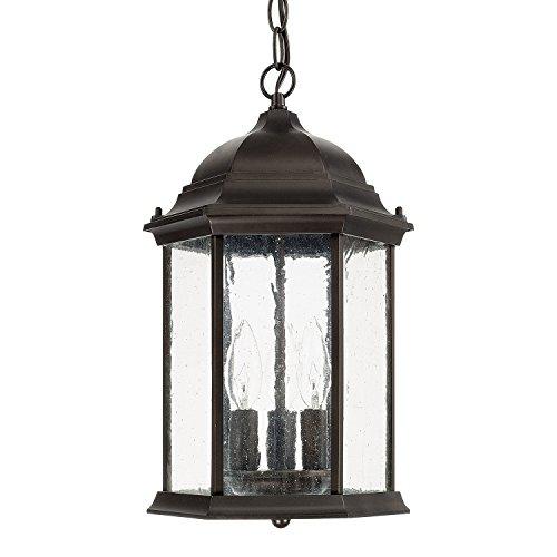 Capital Lighting 9836OB Four Light Outdoor Hanging Lantern by Capital Lighting