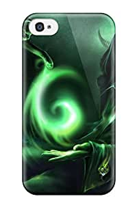 Best Hot Snap-on Glowing Spiral Hard Cover Case/ Protective Case For Iphone 4/4s 8816313K91422718