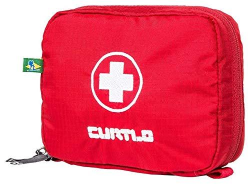 Necessaire Primeiros Socorros Curtlo Kit Ps - P - Vdi 034-18 - Vermelho