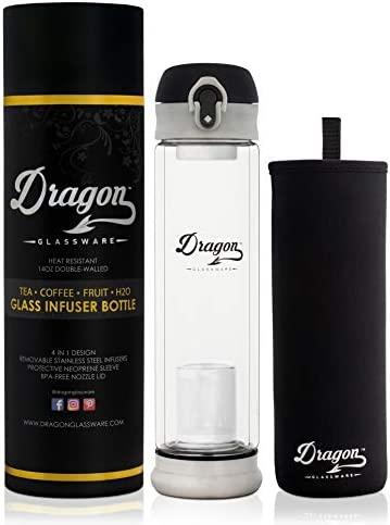 Dragon Glassware 14 Ounce Stainless Strainers
