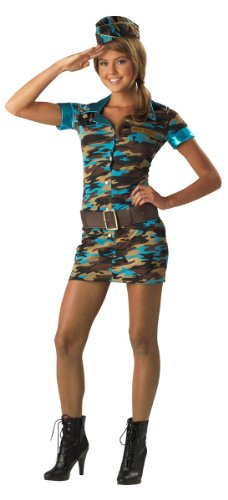 Major Trouble Costume - Teen Small