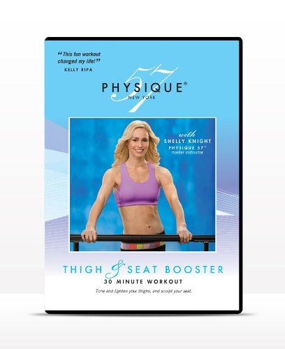 Physique 57 Thigh & Seat Booster 30 Minute Workout DVD