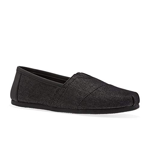 TOMS Men's Classic Denim Slip-on (9 D(M) US) -