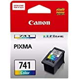 Canon 741 Ink Cartridge Compatible with Pixma MG2170 MG2270 MG3170 MG3570 MG3670 MG4170 MG4270 MX377 MX 397 MX437 MX457 MX477 MX517 MX527 MX537 TS5170 Printers