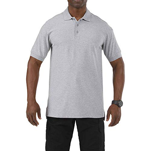 5.11 Tactical Utility Short Sleeve Polo Shirt , Wrinkle Resistant Poly-Cotton, Style 41219