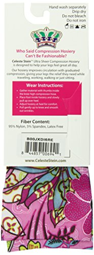 Celeste Stein CMPS-1674 Therapeutic Compression Socks, 0.6 Ounce by Celeste Stein (Image #1)
