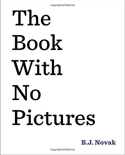 Book Cover: The Book with No Pictures
