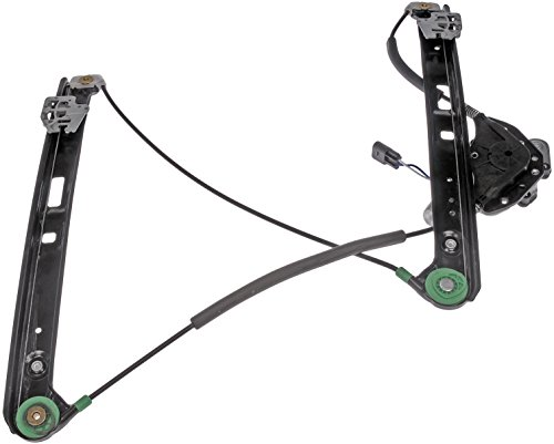 Dorman 741-484 Front Driver Side Power Window Regulator and Motor Assembly for Select BMW Models ()