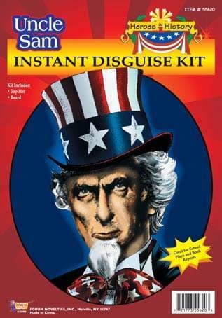 Forum Uncle Sam Costume