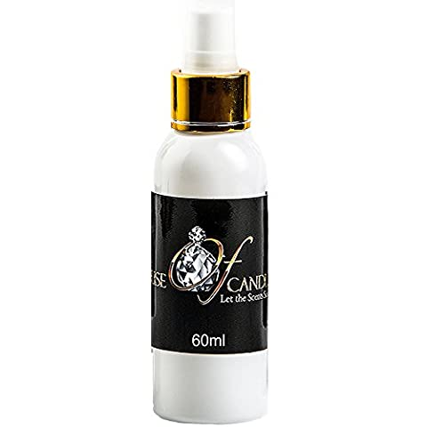 PUMPKIN PIE PARADISE Body Spray Mist TRIPLE SCENTED EXTRA STRONG 60ml/2oz - Cinnamon Scented Perfume