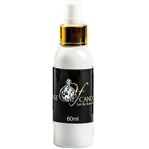 Fresh Linen & Cotton Blossoms Perfume Body Spray Mist EXTRA STRONG 60ml/2oz VEGAN & CRUELTY FREE