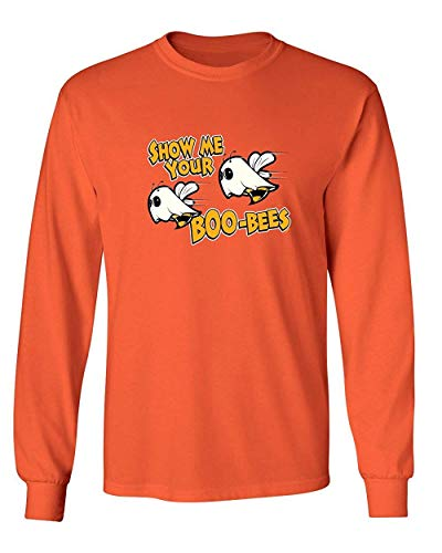 Show Me Your Boo Bees Costume Sarcastic Adult Funny Halloween T Shirt]()