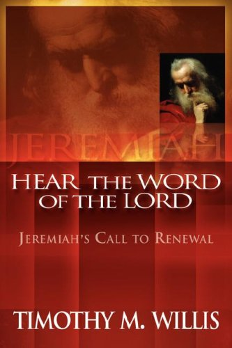 Jeremiah, Hear The Word of The Lord pdf