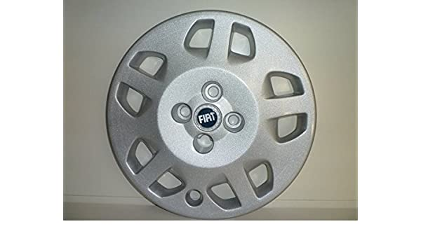 Juego de tapacubos 4 tapacubos diseño Fiat Punto Elx (II serie) 5 puertas desde 1999 r 14: Amazon.es: Coche y moto