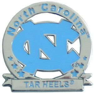 North Carolina Tar Heels Lapel Pins - Glossy College Pin - N. Carolina Tar Heels Glossy College Pin - N. Carolina Tar Heels