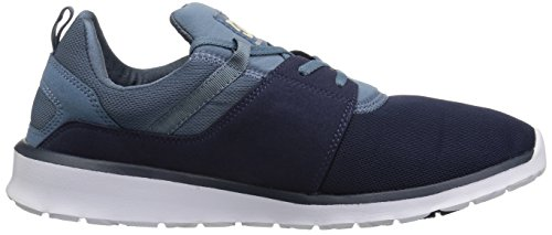 Skate Men's Shoe Casual Heathrow DC Khaki Navy wtgvqxxd
