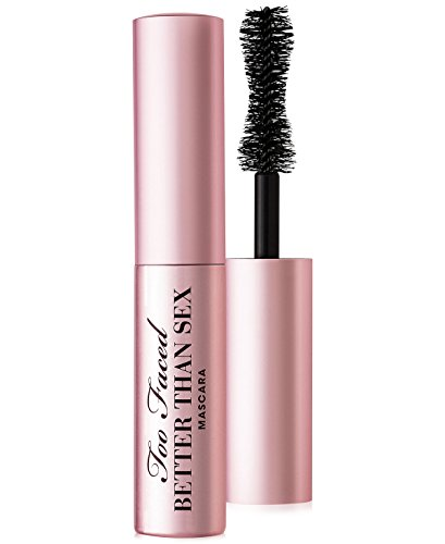 Too Faced Better Than Sex Mascara .13 Ounce Mini Travel Size Trial