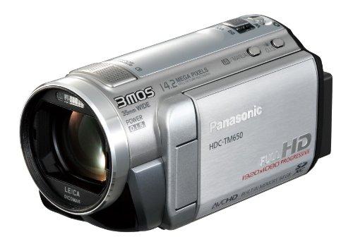 【ファッション通販】 パナソニック B003XPHU3Y デジタルハイビジョンビデオカメラ TM650 内蔵メモリー64GB シルバー シルバー HDC-TM650-S HDC-TM650-S B003XPHU3Y, つり具のマルニシ:a3a7a8ae --- ciadaterra.com