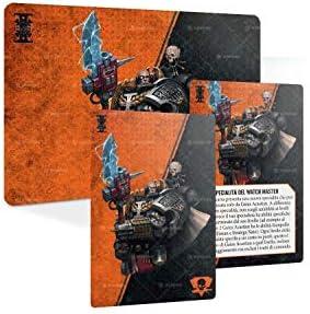 Kill Team: Gaius Acastian Commander Set (Inglés): Amazon.es ...