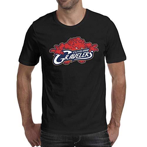 YFthor clevelanding_cavaliersim cravelers Baketball Team Logo Man's tee t Shirts