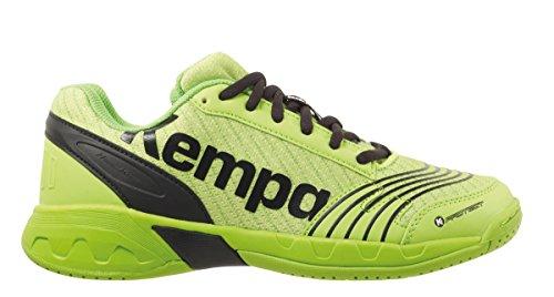 Kempa Jungen Attack Junior Sneaker Grün (08)