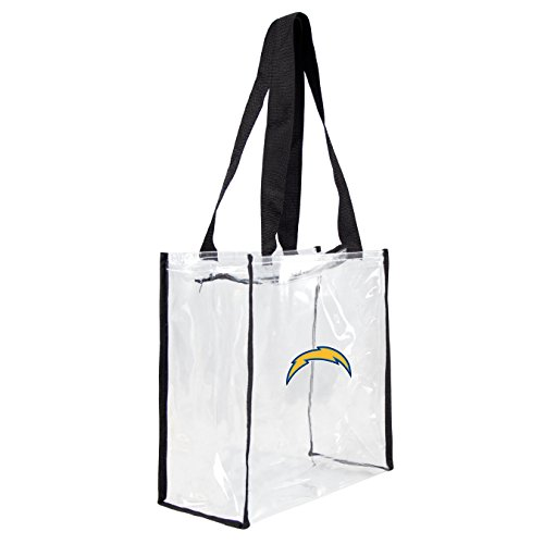- NFL San Diego Chargers Clear Square Stadium Tote