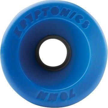 Kryptonics Wheels Star Trac Blue Skateboard Wheels - 70mm 82a (Set of 4)