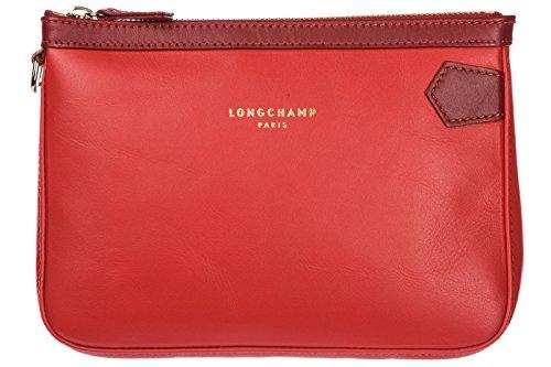 Navegar Barato Longchamp pochette a mano donna in pelle nuova originale rosso 2018 Unisex Línea Barata Auténtica Tienda Para La Venta uALVFXZm