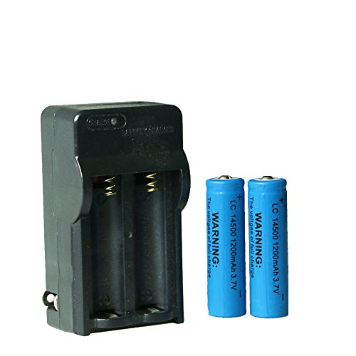 mini-butterball-2pcs-14500-1200mah-37v-protected-rechargeable-lithium-battery-with-fast-li-ion-batte