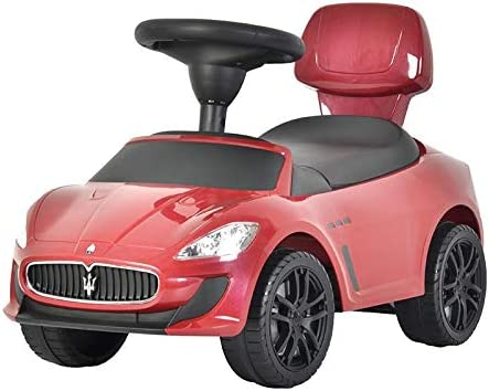 Licensed Maserati Ride On Car, Kids Foot To Floor,With Sound