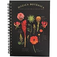 Caderno Colegial Magica Botanica, Teca, IU0005, Colorido