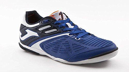 Joma Sport Shoes Futsal Soccer Microfiber Lozano 504 Royal Sala Indoor Size 40.5