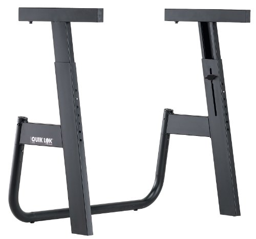 Quik Lok M-91BK Keyboard stands and displays from Quik-Lok