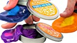 Lab Putty Color Changing Heat Sensitive by