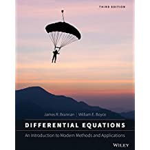 Differential Equations: An Introduction to Modern Methods and Applications