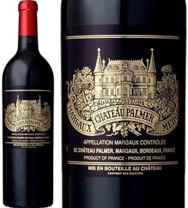シャトー パルメ 2006年 750ml (赤ワイン フランス ボルドー)