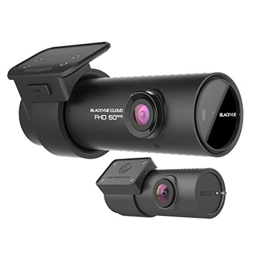 BlackVue DR750S-2CH (32 GB) Front and Rear Cloud Connected Wi-Fi Dash Cam with Wide-Angle Full HD Video at 60 fps/30 fps… Amazon choices [tag]