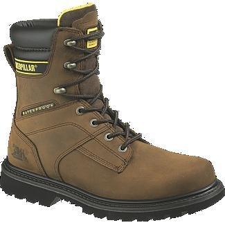 insulated work boots caterpillar - 3