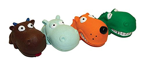"Multipet International Animal Dog Toy, 3"""