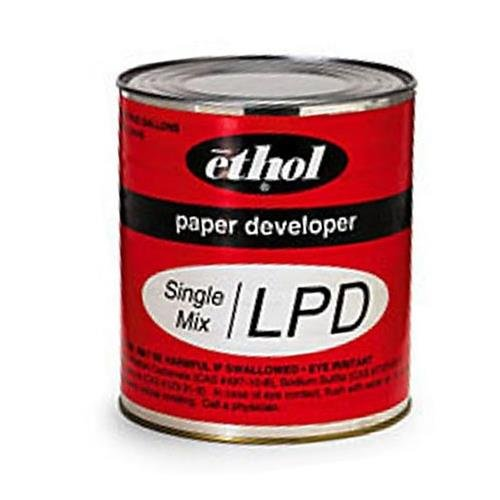 Ethol LPD Powder Black & White Paper Developer, 5 Gallon