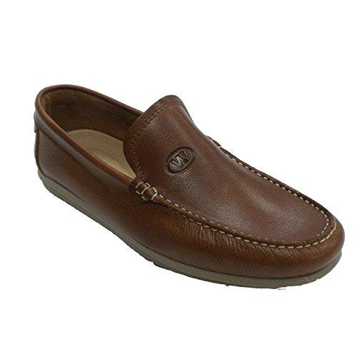 Edward´s Tipo en Zapato Hombre marrón náutico mocasín nfvBgx7w