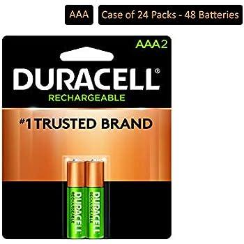 Amazon.com: Duracell - Pilas AAA recargables - Larga ...