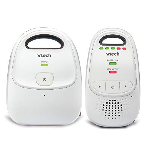 Vtech Digital Audio Baby Newborn Monitor DM112 White
