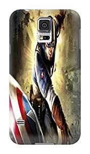 2221 Hot fashionable TPU Super Hard New Style Patterns for Samsung Galaxy s5 Case