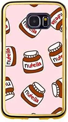 Cocoa Spread Marque Logo Nutella Logo Coque Pour Coque Samsung ...