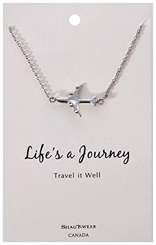 Shagwear Journey Teacher Inspirations Necklace
