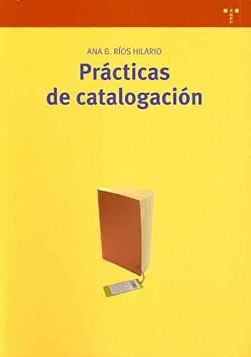Prácticas de catalogación: 139 (Biblioteconomía y Administración Cultural)
