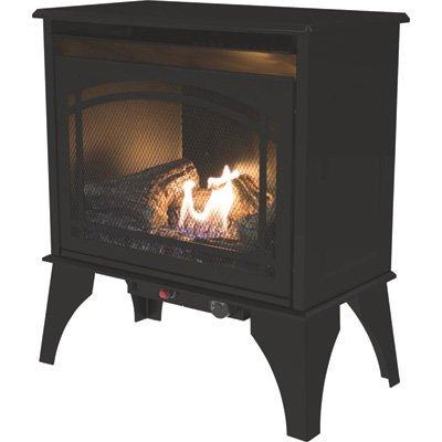 log burning stove - 2
